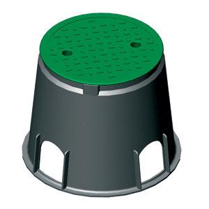 Шахта за клапани кръгла Ф160
